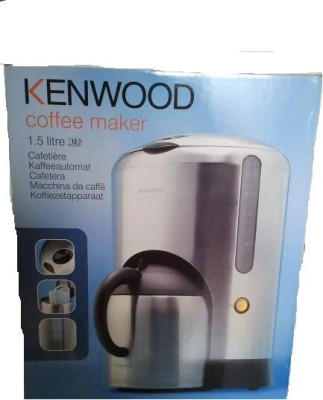 Kenwood CM 385 10 Cups Coffee Maker (Silver)
