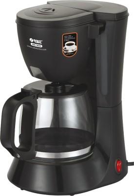 Orbit CM-3021a 4 cups Coffee Maker (Black)