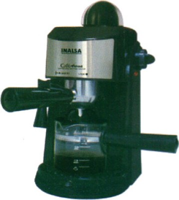 Inalsa Cafe Aroma 4 Cups Coffee Maker