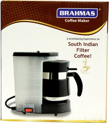 Brahmas PE 23 15 cups Coffee Maker (Black)