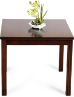 Evok Solid Wood Coffee Table (Finish Color - Wenge)