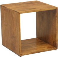 Vishwakarma Furniture Solid Wood Coffee Table (Finish Color - Teak)