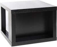 Vishwakarma Furniture Solid Wood Coffee Table (Finish Color - Black)