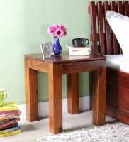HomeEdge Solid Wood Coffee Table (Finish Color - PROVINCIAL TEAK) - CFTEGE9VCWMZHW7V