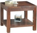 Dream Furniture India Solid Wood Coffee Table (Finish Color - Brown) - CFTE9FKZGHEESY4U