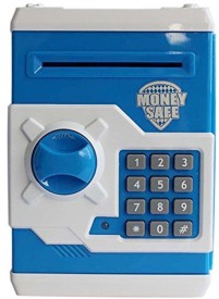 CP BIGBASKET Money safe toy with electronic PIN code Coin Bank