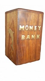Craftatoz Coin Banks Cr 171