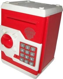 Treasure Box Money Safe Coin Bank