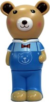 Tootpado Teddy Bear Piggy Kiddy Bank - Small Coin Bank Blue