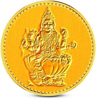 ZaAmor Dhana Lakshmi 24 K 1 g Coin