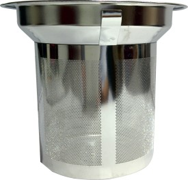 Budwhite Tea Infuser In Cup Colander