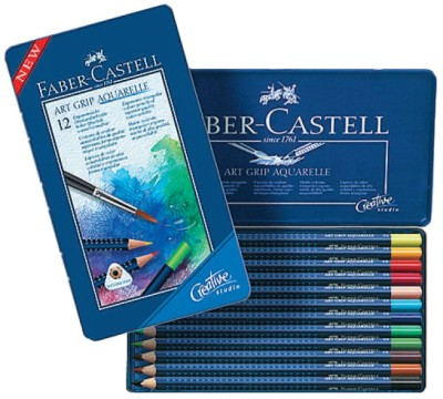 Buy Faber-Castell Triangular Shaped Color Pencil: Color Pencil