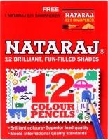 Natraj Art Creation Round Shaped Color Pencils (Set Of 1, Multicolor)