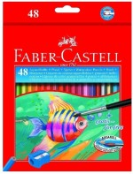 Faber Castell Toys & School Supplies Faber Castell Color Pencil