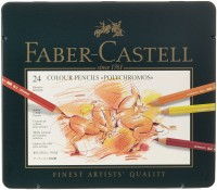 Faber-Castell POLYCHHROMOS Round Shaped Color Pencils (Set Of 1, Multicolour)