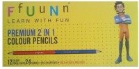 Navneet Art Creation Round Shaped Color Pencils (Set Of 1, Multicolor) - CPSE4FJDJGSHKVQP