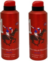 Beverly Hills Polo Polo Combo Set (Set Of 2)