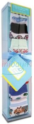 Baby Bucket Fragrances Baby Bucket Soft Cotton Socks Combo Set