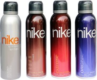 Nike Set Of 4 Deo Combo For Men Combo Set (Set Of 4)