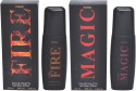 Vincent Valentine Paris Set Of Dark Fire & Dark Magic Perfume Gift Set - Set Of 2