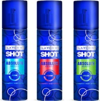 Layer'r Shot Absolute Power, Game, Craze Combo Set (Set Of 3)