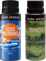 Park Avenue Good Morning And Tranquil Combo Set (Set Of 2)