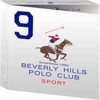 Bhpc Beverly Hills Polo CLub Sport Gift Set (set Of3) For Men No 9 Combo Set (Set Of 3)