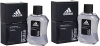 2 Set Adidas Victory | Dynamic | Ice | Pure at Rs 978 from Flipkart