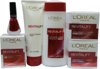 L'oreal Revitalift Anti-Wrinkle+Firming Combo With Offer Combo Set (Set Of 5)