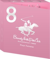 Bhpc Beverly Hills Polo CLub Sport Gift Set (set Of3) For Women No 8 Combo Set (Set Of 3)