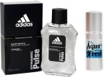 Adidas Combos Adidas Dynamic Pulse Perfume And Aqua Fresh Combo Set
