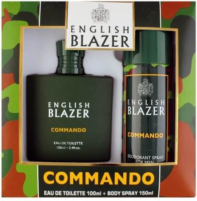 English Blazer Gift Sets English Blazer Commando Gift Set Combo Set