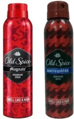 Old Spice Combos Old Spice Magnate and Whitewater Combo Set