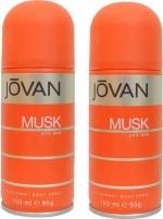 Jovan Combos Jovan Musk and Musk Combo Set