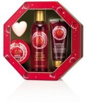 The Body Shop He Body Shop 4 Piece Gift Set - Cranberry Joy Combo Set (Set Of 4)