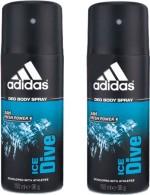 Adidas Combos Adidas Ice Dive Combo Set