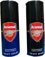 Arsenal Combos Arsenal Blue & Black Combo Set