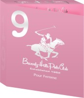 Bhpc Beverly Hills Polo CLub Sport Gift Set (set Of3) For Women No 9 Combo Set (Set Of 3)