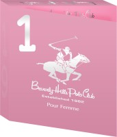 Bhpc Beverly Hills Polo CLub Sport Gift Set (set Of3) For Women No 1 Combo Set (Set Of 3)