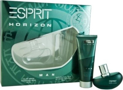 Esprit Esprit Horizon Man 30ml EDT Gift Set + Shower Gel Gift Set Set of 2 available at Flipkart for Rs.1333