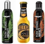 Park Avenue Combos Park Avenue Sharp,Magnificco and Damage Beer Shampoo Combo Set