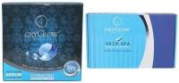 Oxyglow Diamond Facial Kit & Hair Spa Herbal Treatment Kit (Set Of 2)