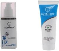 Oxyglow Intensive Moisturizing Lotion & Oxynourshing Massage Cream (Set Of 2)