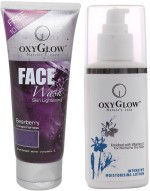 Oxyglow Combos and Kits Oxyglow Bearberry Face Wash & Intensive Moisturizing Lotion
