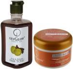 Oxyglow Combos and Kits Oxyglow Amla & Shikakai Hair Toinc & Lacto Bleach