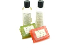Khadi Great Indian Sandalwood Herbal Skin Care Kit (Set Of 4)
