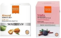 VLCC Under Eye Cream And Snigdha Day Cream 3 (Set Of 2)