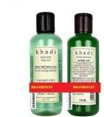 Khadi Combos and Kits Khadi Neem Hair Care Combo