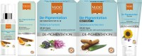 VLCC De-Pigmentation Day Cream With Spf-25 + Night Cream + Serum - (Freebie) De-Pigmentation Face Mask 80Gm (Set Of 1)