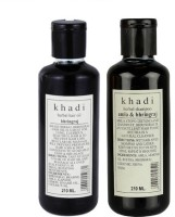 Khadi Bhringraj Anti Graying Combo-2 (Set Of 2)